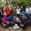 〈個人山行〉関西百名山シリーズNo.87 谷道を歩いて雲取山
