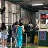 香港、スターフェリーの改札
