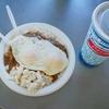 《ハワイ》レインボードライブイン オアフ島で最古のロコモコを味わおう