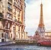 【フランス旅行】パリ観光旅行はエアビー(Airbnb)してパリジャン気取りがおすすめ
