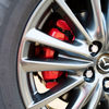 【CX-5】タイヤ交換のついでにDIYでブレーキキャリパーペイント