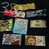 お菓子祭り!世界的にも日本のお菓子は人気なんだよ。