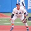 振り切るスイングで長打率を伸ばすショート 法政大 福田 光輝選手 大卒左内野手