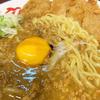名物!カツカレーラーメン【らー麺や】カツカレーラーメン【栄ランチ】