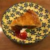 🚩外食日記(212)    宮崎ランチ   「ペニーレイン」⑥より、【お肉3種の盛り合わせ】【アップルパイ】‼️