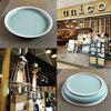 unico(ウニコ)で見つけた可愛い色の小皿♪