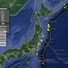 【地震】台風11号に続き9号通過で東北で地震に注意?