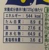 キッズブロック    オカメインコ3         栄養成分表示について