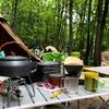 2018年のキャンプ装備 (キャンプツーリングの始め方編)