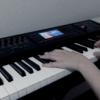 【オリジナル曲】即興で癒やしのピアノ曲を弾きました