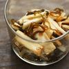 塩昆布と鰹節で作る、大根の皮の漬物のレシピ