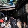 【初詣】氷川女体神社・調宮神社(さいたま市)