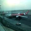 波乱とリラックスのプーケット旅行@エアアジアでプーケット国際空港へ到着! AISの激安高速SIMを仕入れて早速GRABTAXI
