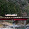 キハ11系を撮影しにJR東海名松線へ。ローカル線が走る景色はいいもんだ。