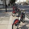 ロンドン市内でレンタルサイクルを使ってみた