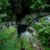 奈良県の絶景スポット。奈良県吉野吉野郡天川村のみたらい渓谷で秘境感を満喫。