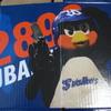 つば九郎(東京ヤクルトスワローズ)ボブルヘッドをゲット!