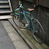 【カラーの1枚】時と共に走り続けてきたんだろうな。そう感じられる自転車。