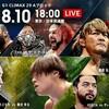 【2019年8月10日東京・日本武道館 (土)G1 CLIMAX 29 Aブロック 試合評価 | 新日本プロレス】