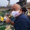 ★甲子園球場に ALIマスクが★
