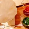 アコメヤ厨房で四代目徳次郎の氷を食べる