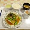 桜海老とジャコの揚げ出し豆腐