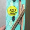 ブルボン パキーラ チョコミント味  食べてみました