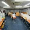 第2教室の模様替え
