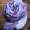 【参加者募集】《紫根》でシルクストールを染めましょう