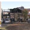 高崎市箕郷町下芝地内で住宅火災、住宅全焼家族3にんが死亡