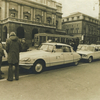 Citroën DS TAXI in Frankfurt on February 1974.