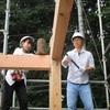 鉾田市T様邸新築工事 建て方スタート