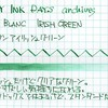 #085 MONT BLANC IRISH GREEN