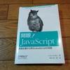 開眼!JavaScirptを購入しました