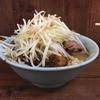 味付きアブラ、微乳化スープ、味シミちょいデロ麺がめちゃウマい!ラーメン二郎 池袋東口店@東京都豊島区
