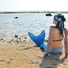 マーメイド体験レポート!沖縄のビーチで人魚になってきた感想!