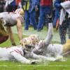 最近の中で最短で終わった試合 49ers vs レッドスキンズ