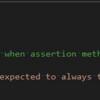 【Unity】2019.2のAssertは例外を投げる