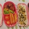 ミートボール弁当&鶏照り焼き弁当