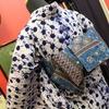 藤色地絞り浴衣×アンティーク更紗柄染半幅帯