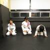 金曜日フルタイムキッズクラス、一般柔術クラス。