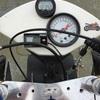 QSTARZ GPS LAP TIMER 6000S NSR50へ取り付け