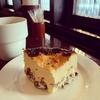バーを間借りして営業するカフェでバスクチーズケーキをいただきます