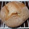 [全粒粉入りカンパーニュ]全粒粉パンを膨らませるコツ