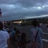 南相馬小高で行われた野馬懸けと6年ぶりに故郷で開催された火の祭りの様子