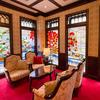 【金沢】美しいステンドグラスと大正ロマン漂う「白鳥路ホテル山楽」のティーラウンジで優雅なくつろぎのひと時を味わおう♪