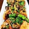タイハーブがたっぷり!タリンプリンで白身魚の揚げ物@Taling Pling, Sukhumvit soi 34