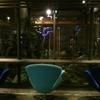 冬の夜桜見物と足湯バー「クロニクル」、そして大浴場♪