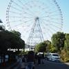 【週末おでかけ記録】葛西臨海公園の『ダイヤと花の大観覧車』に乗ってきた