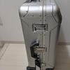 """ねんがんの あるみごうきん きゃりーけーすを てにいれたぞ!(ZERO HALLIBURTON Geo Aluminium 3.0 24"""" Spinner Travel Case購入記)"""